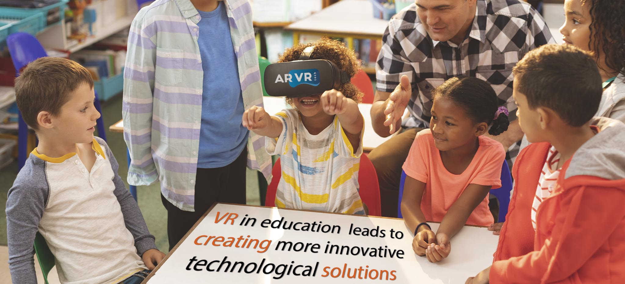 VR Education Quote