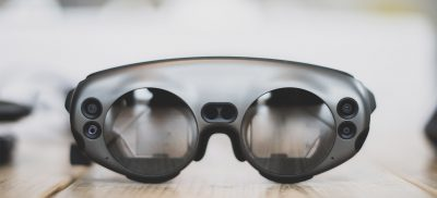 Mixed Reality Glasses