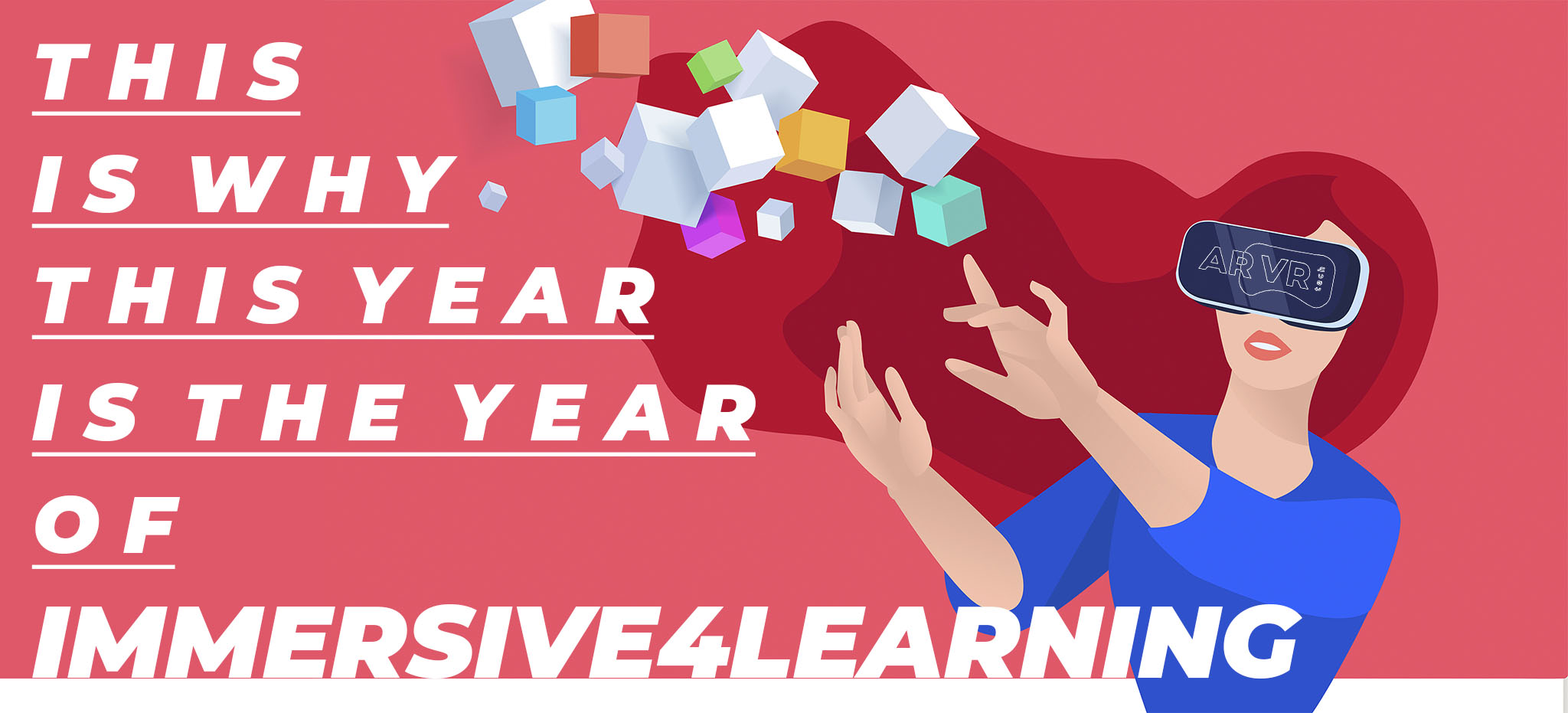 The Year of Immersive4Learning