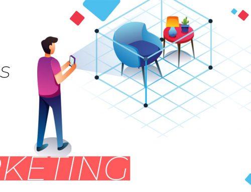 4 Latest Benefits of Augmented Reality Marketing
