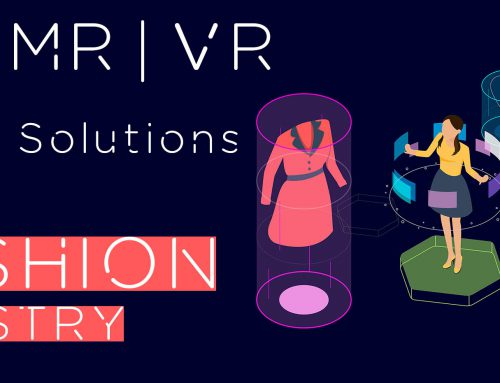 AR / MR / VR – B2B Solutions for the Fashion Industry