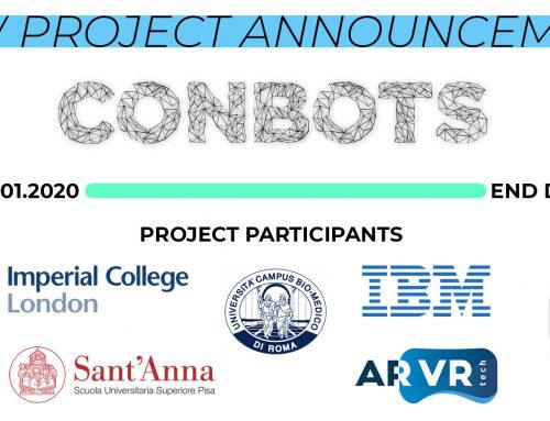 CONBOTS: CONnected through roBOTS