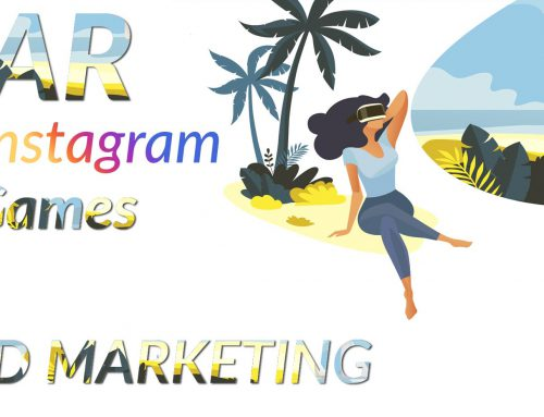 5 AR Instagram Games for Brand Marketing